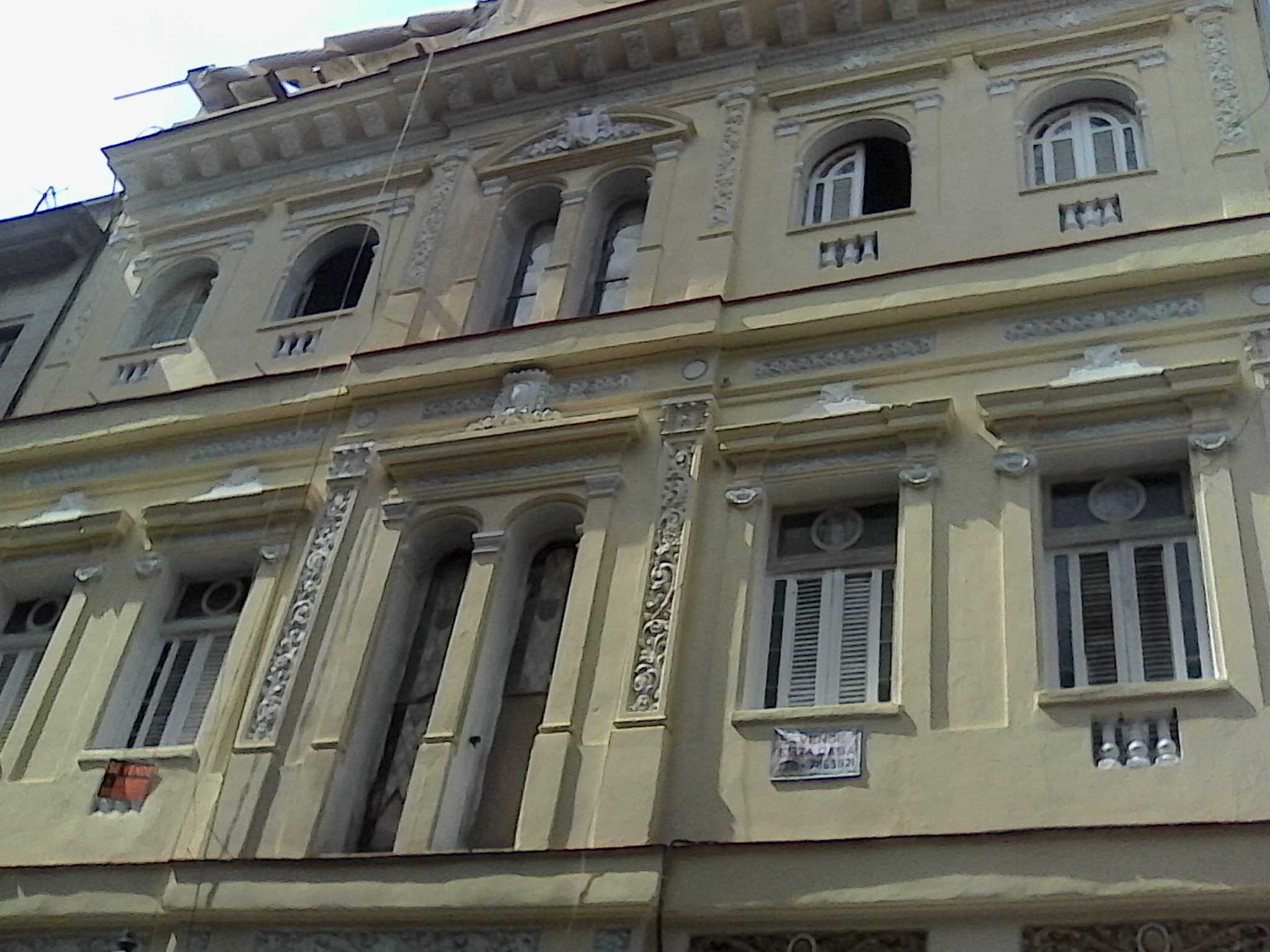 Typical republican house in Old Havana